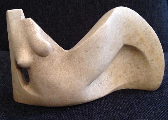 sirene Bertrand Donnot 1949 - 1975 galerie Laffanour 1a