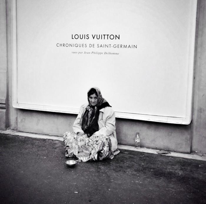 Louis Vuitton carre b