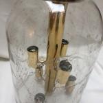 Grande Lanterne en verre de murano1970 4a