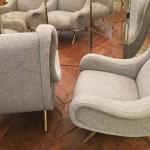 Paire fauteuils Zanuso n°3 b