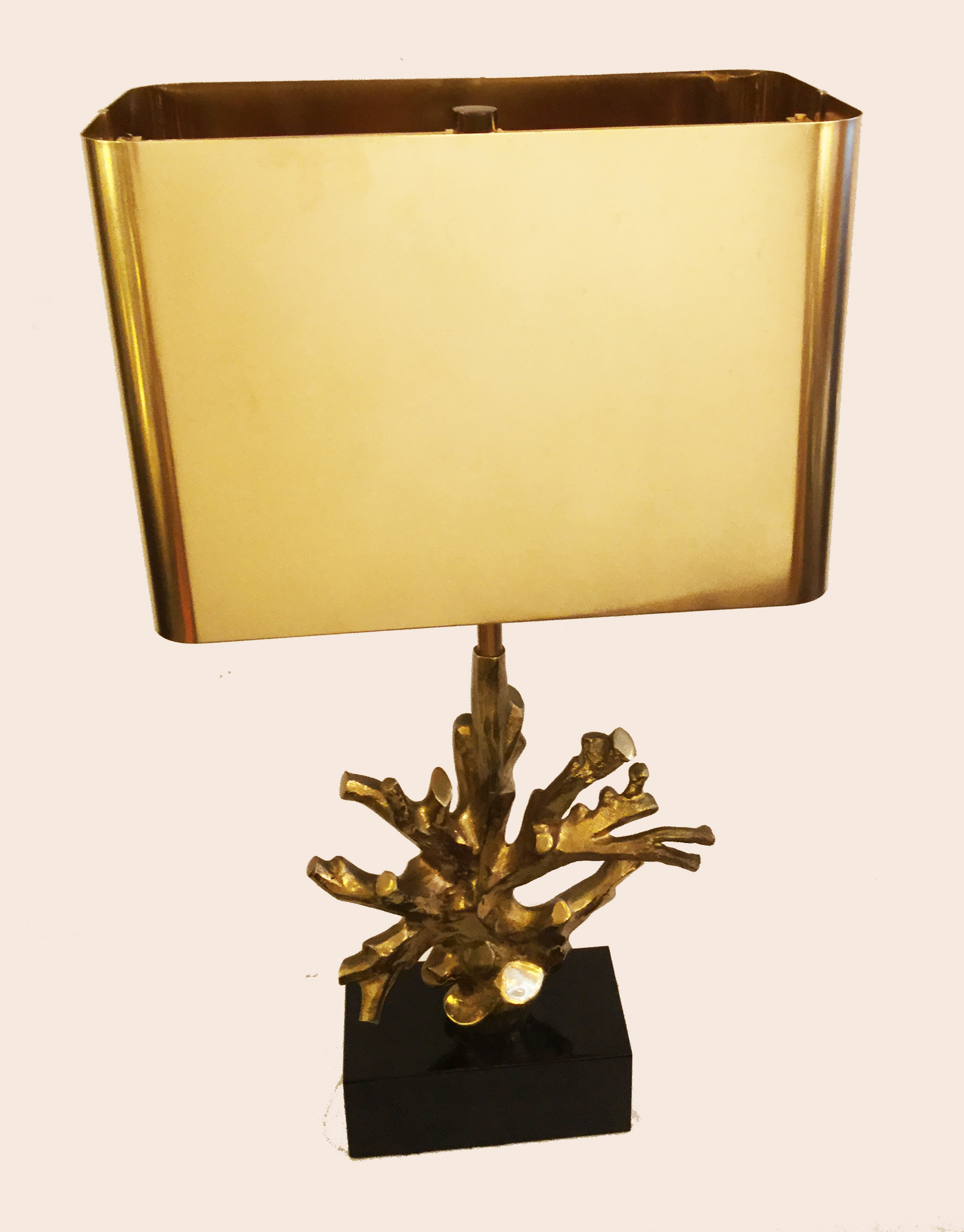 Lampe Corail Maison Charles Galerie Yvan Royer