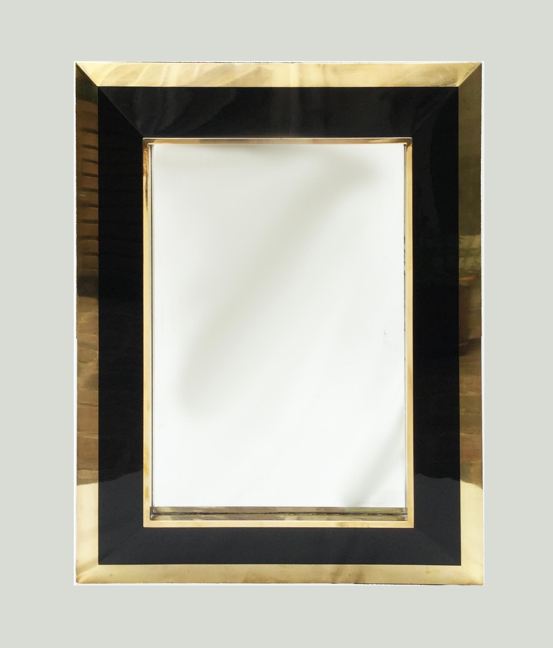 Miroir j c mahey galerie yvan royer for Miroir xviii