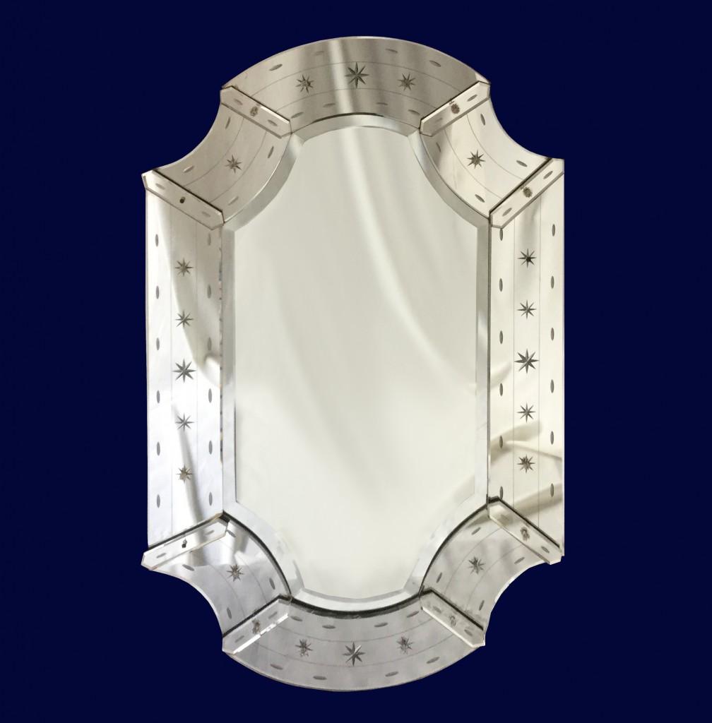 Miroir fran ais galerie yvan royer for Miroir francais