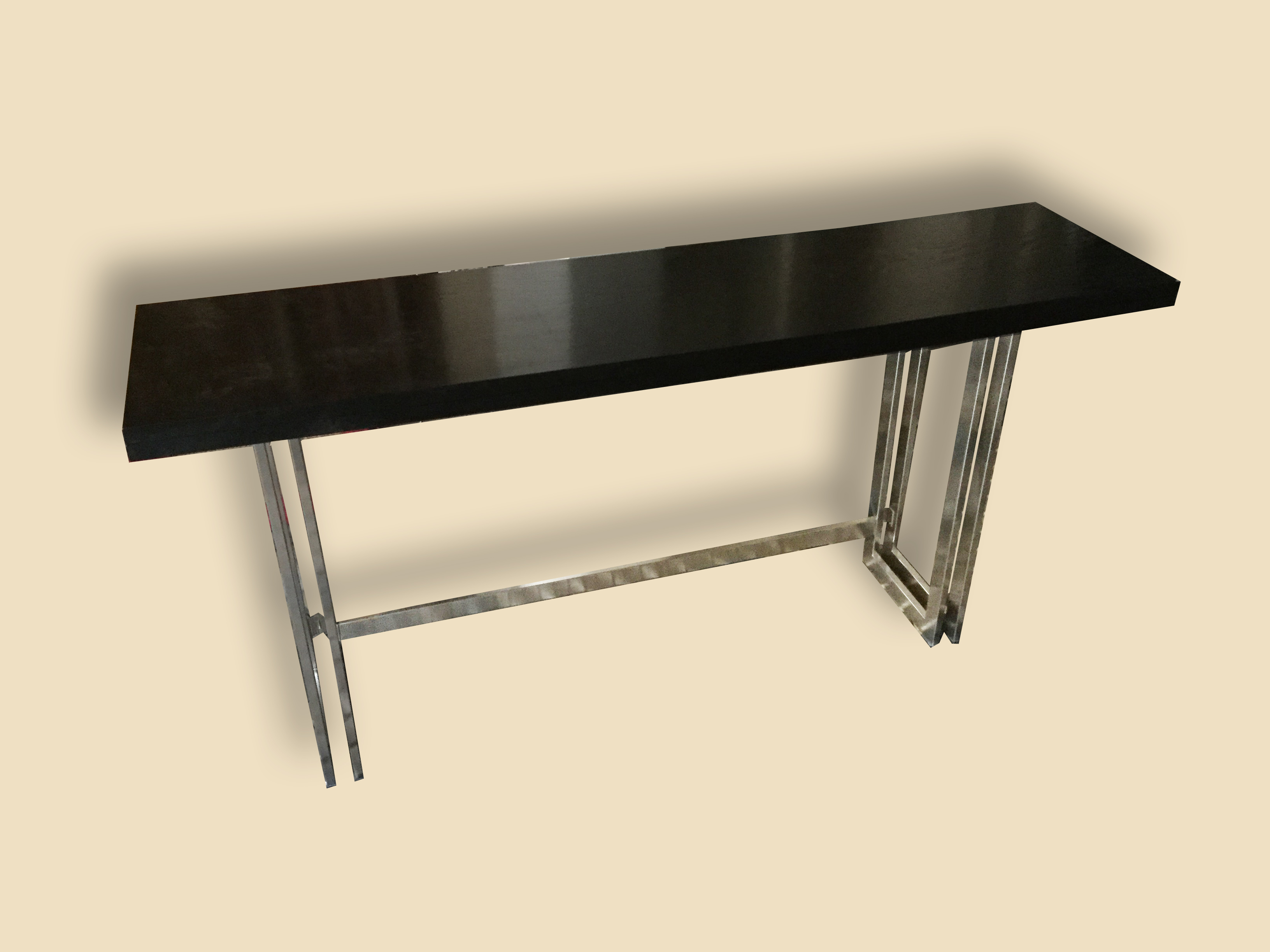 table console galerie yvan royer. Black Bedroom Furniture Sets. Home Design Ideas