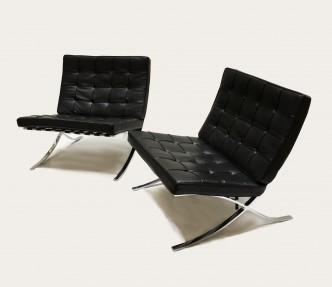 chaises barcelona