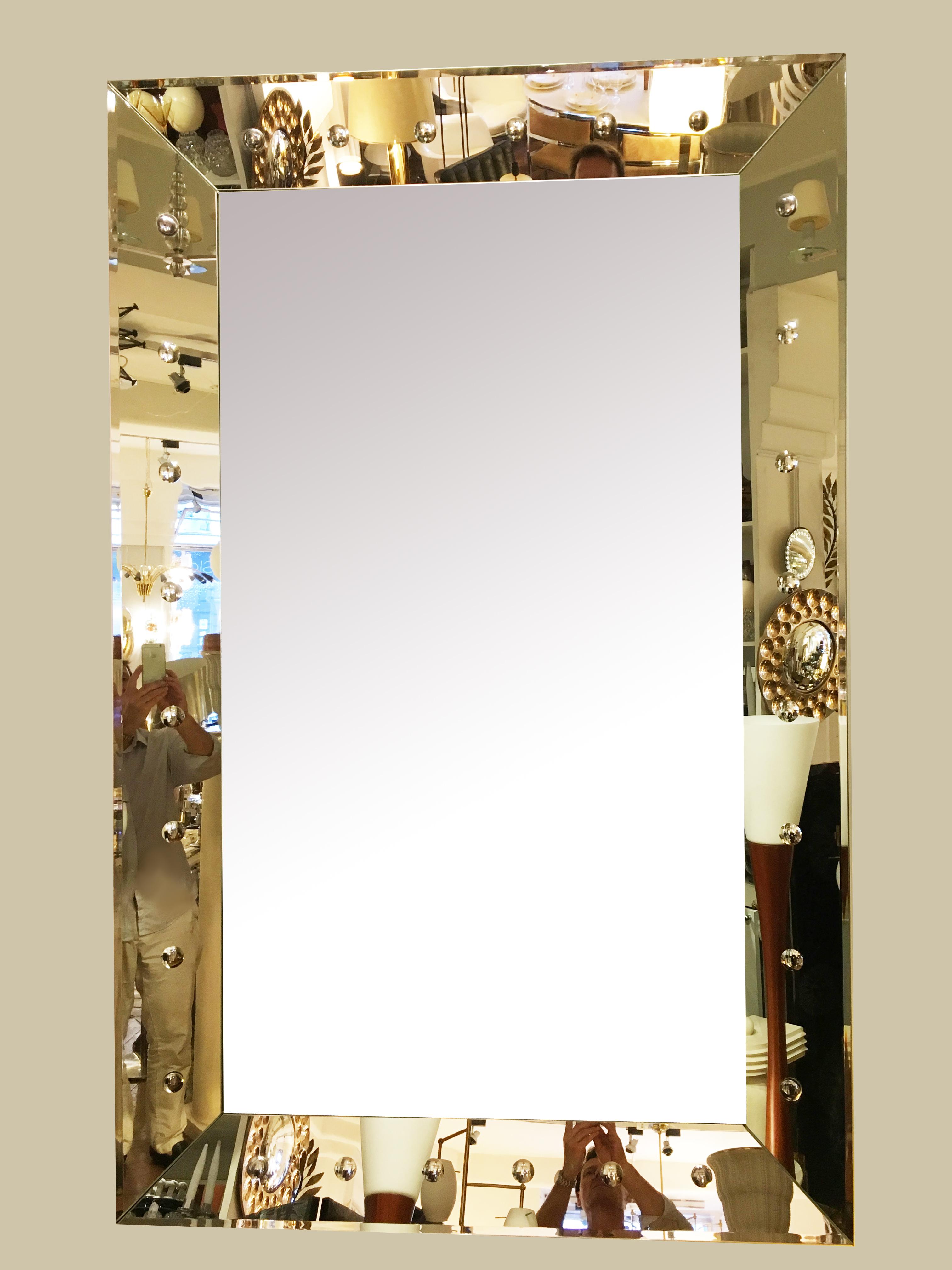 grand miroir cadre sorcières