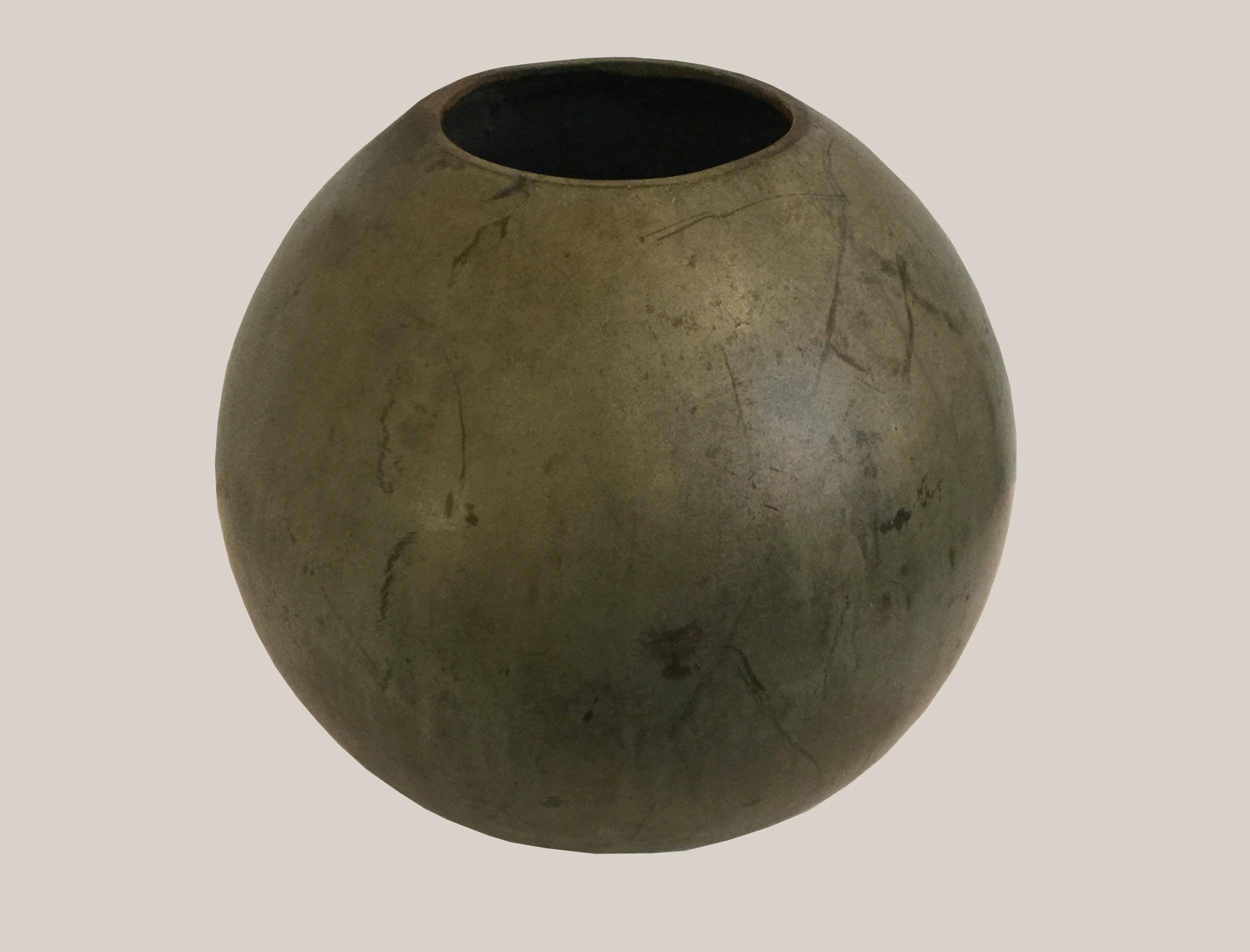 vase en bronze copie