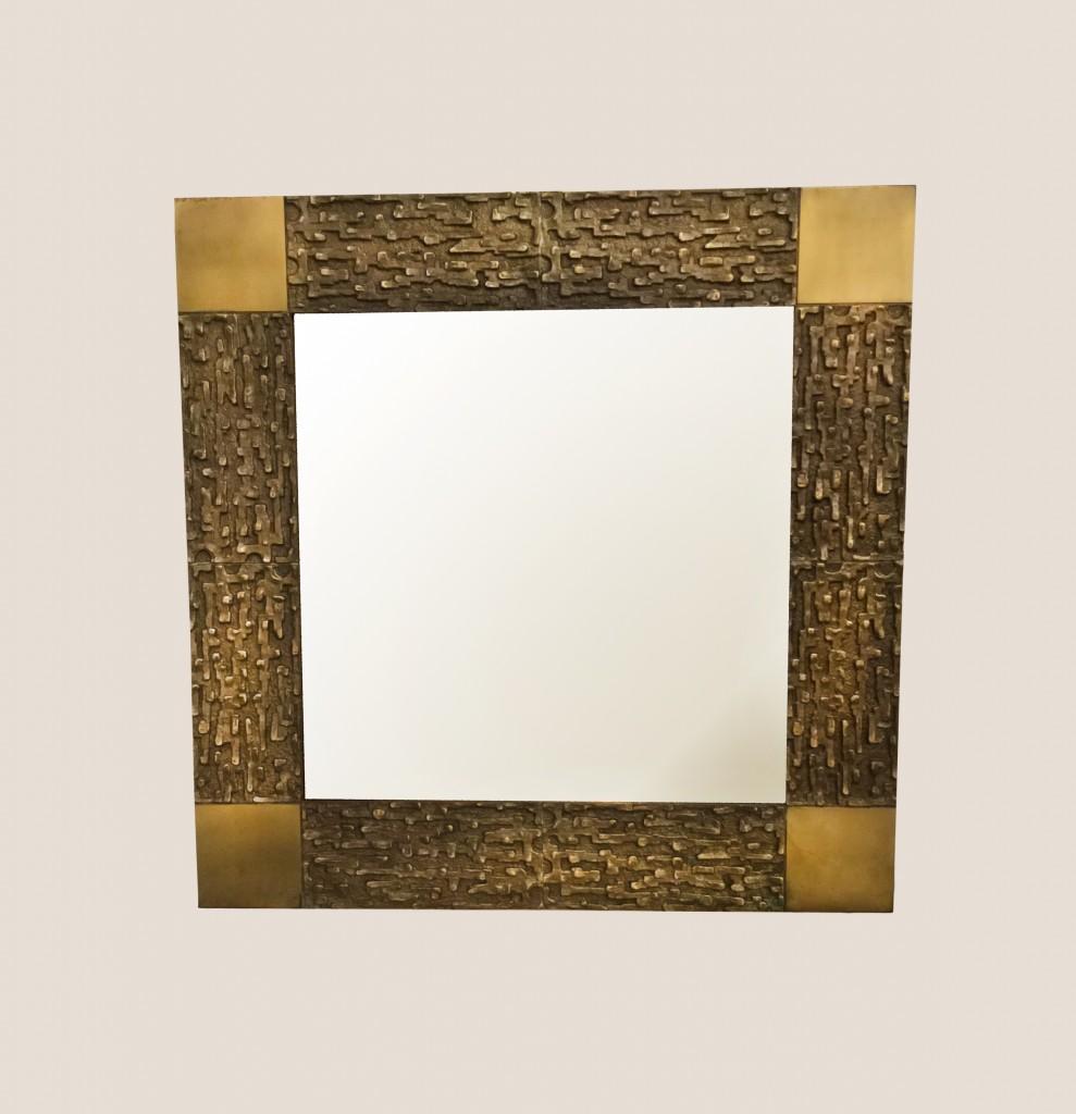 Miroir Luciano Frigerio
