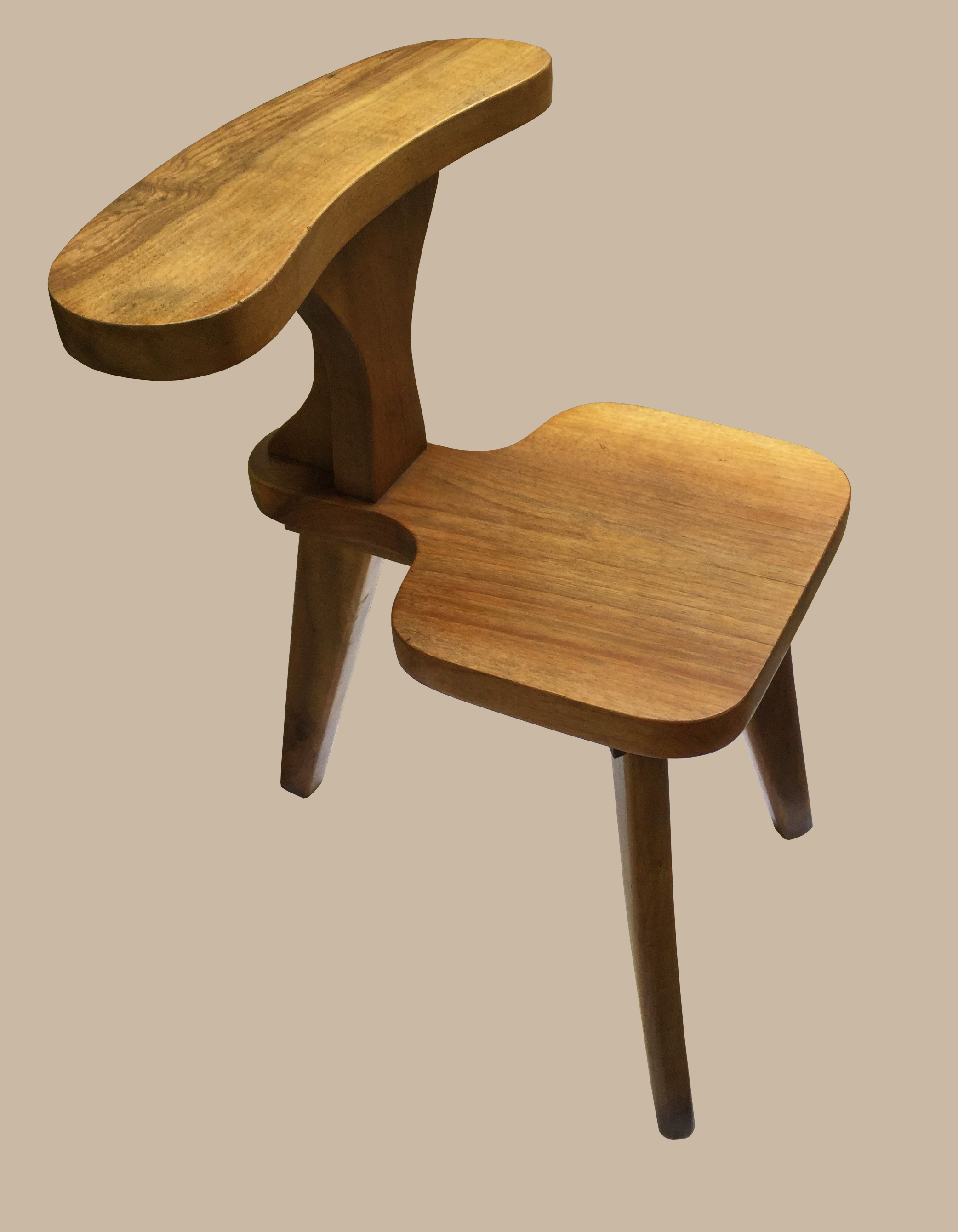 chaise ponteuse vue 1