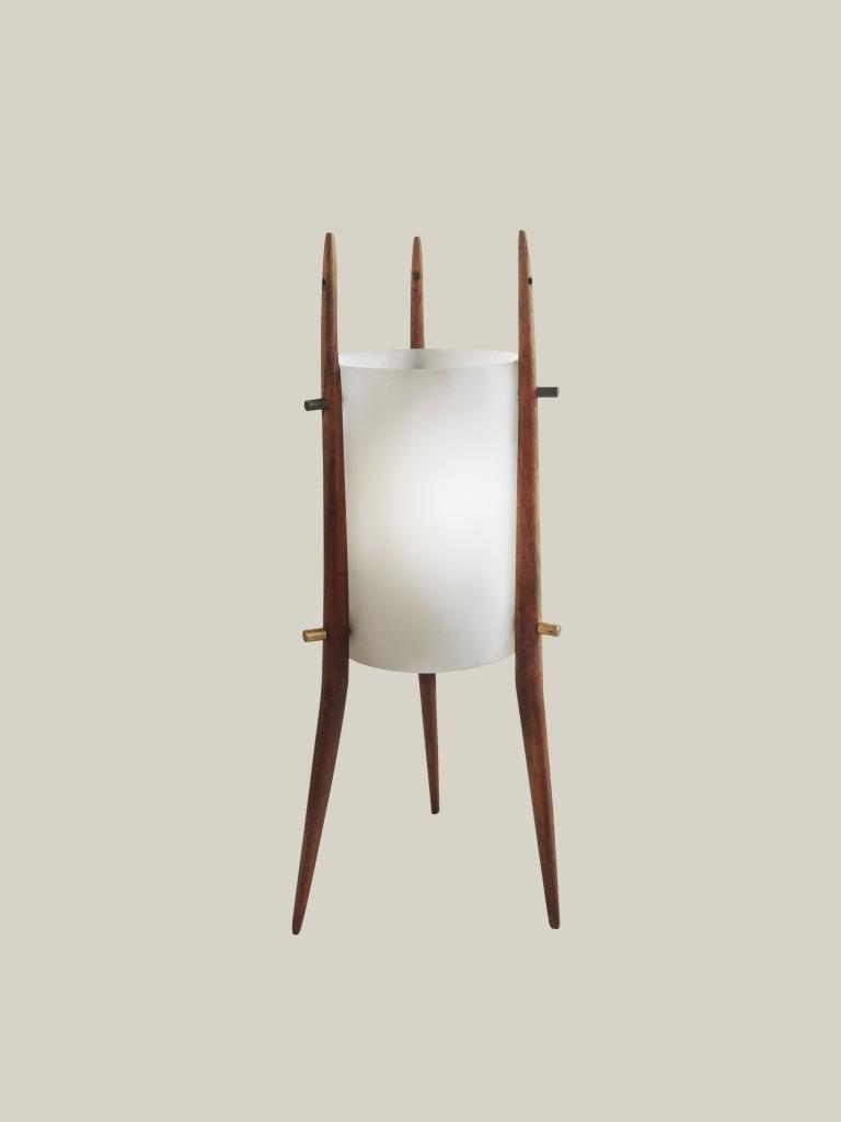 lampe italienne alfaplex galerie yvan royer. Black Bedroom Furniture Sets. Home Design Ideas