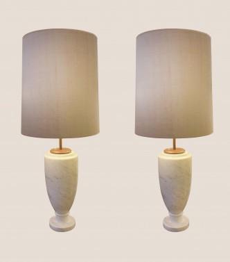 Lampe marbre vue 1