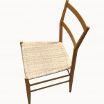 6 chaises superleggera détail 2