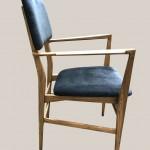 Suite de 4 chaises et deux fauteuils 1