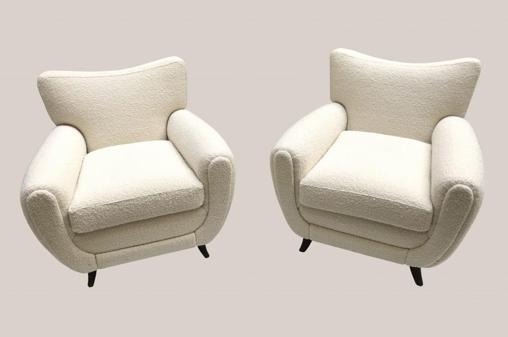 paire de fauteuils 1
