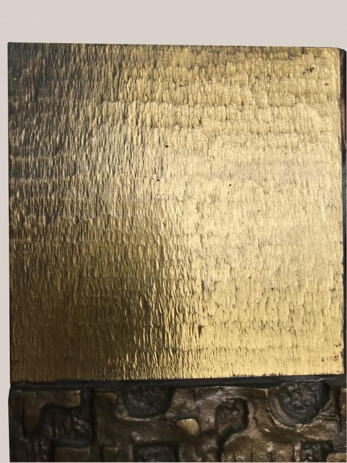 Miroir Luciano Frigerio 2 vue détail