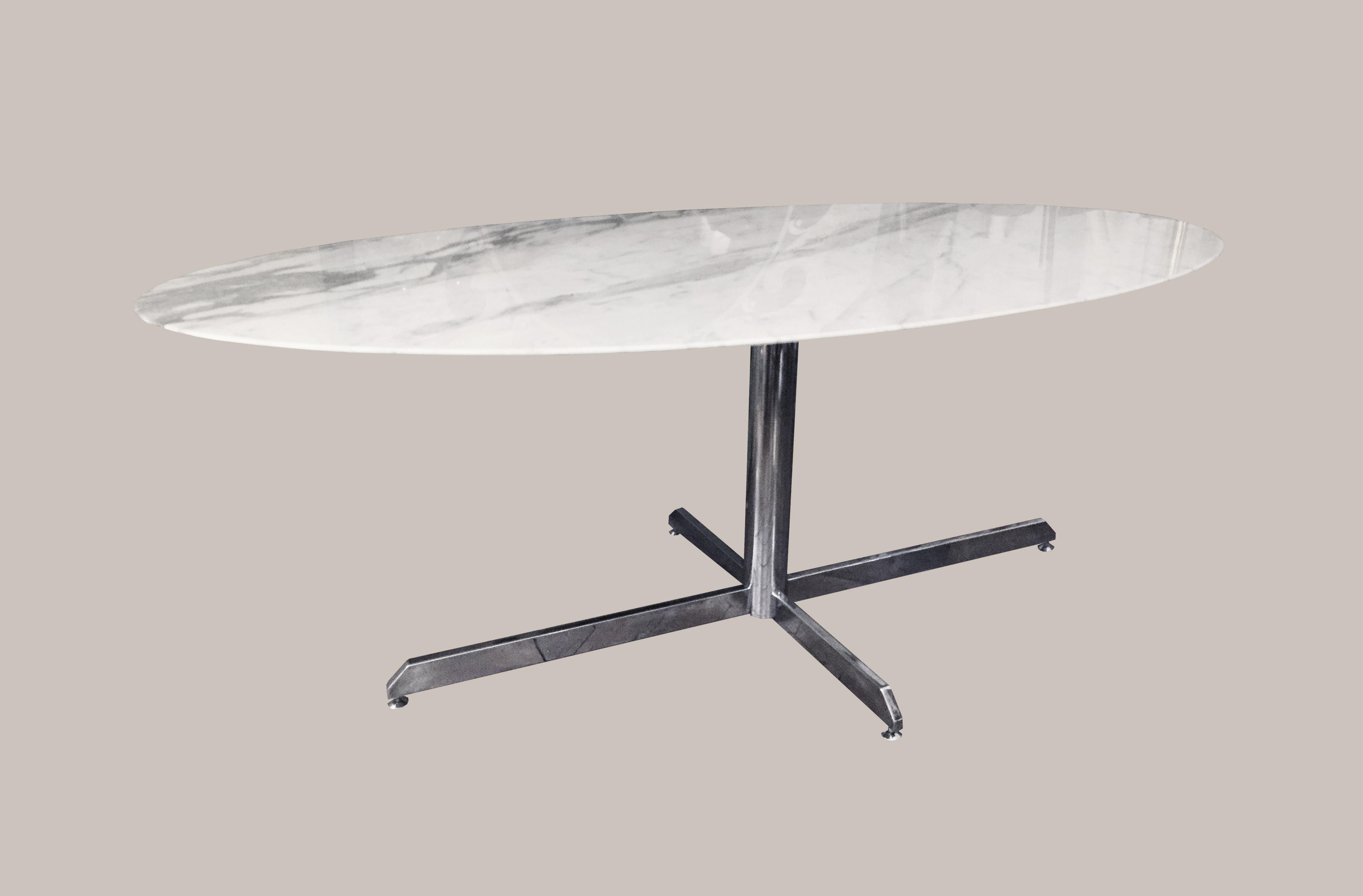Table de salle à manger en marbre 2