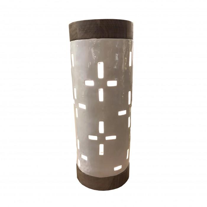 lampe en céramique vue1