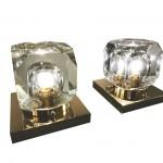 paire lampes carées vue 4