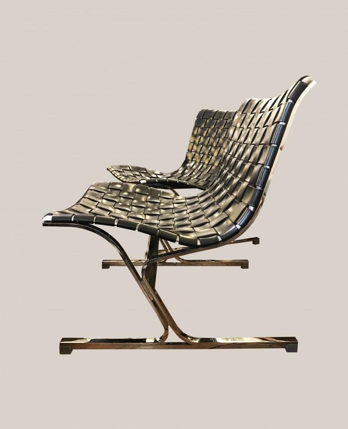 Paire de fauteuils Little Ross 2