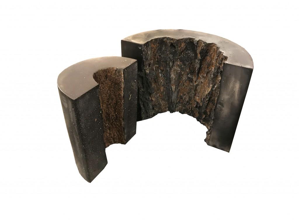 sculpture bois vue 3