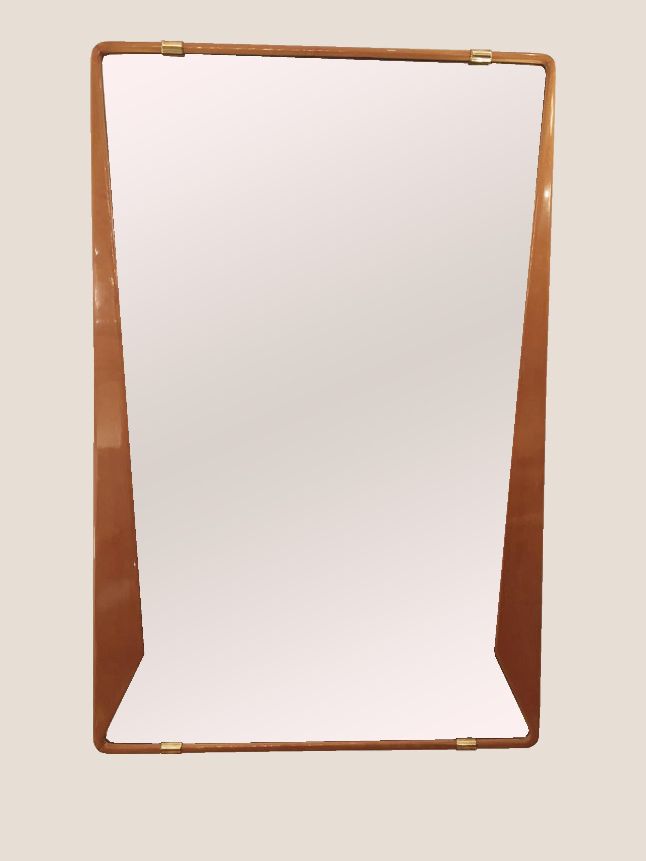Miroir serpette