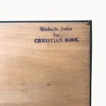 boite Christian Dior vue 1