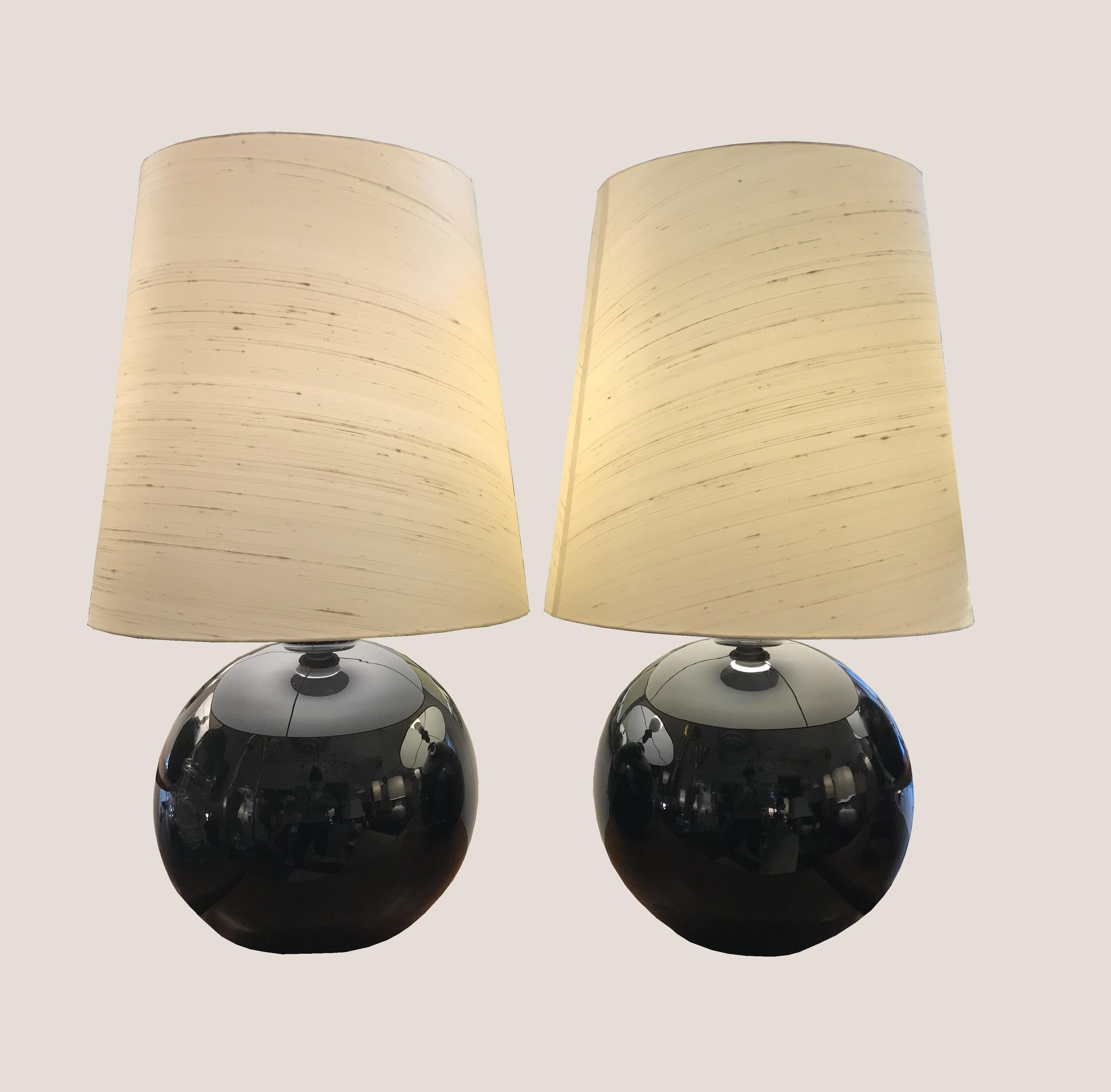 Lampes Boule