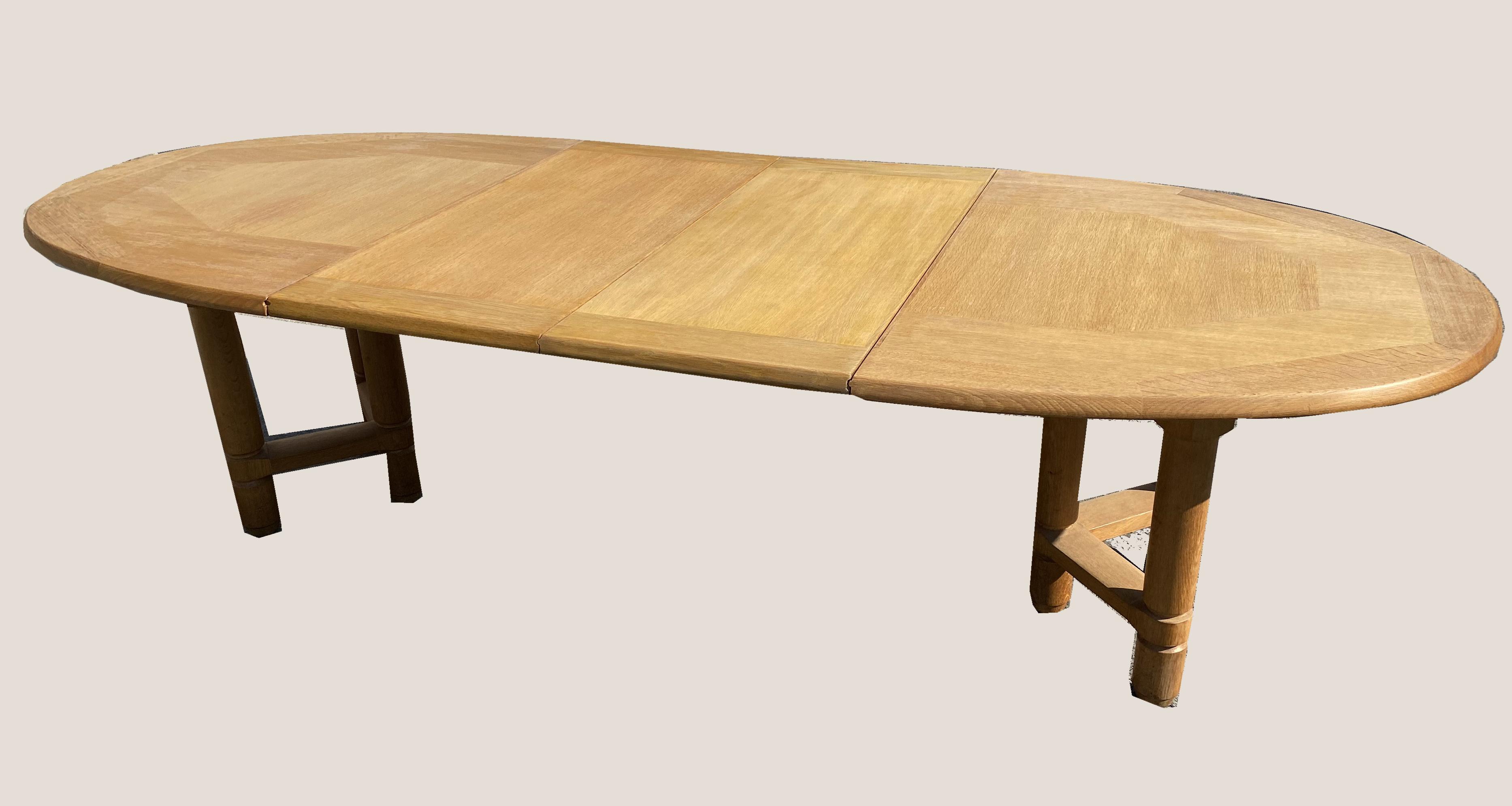 table G&C avec allonges 278cm