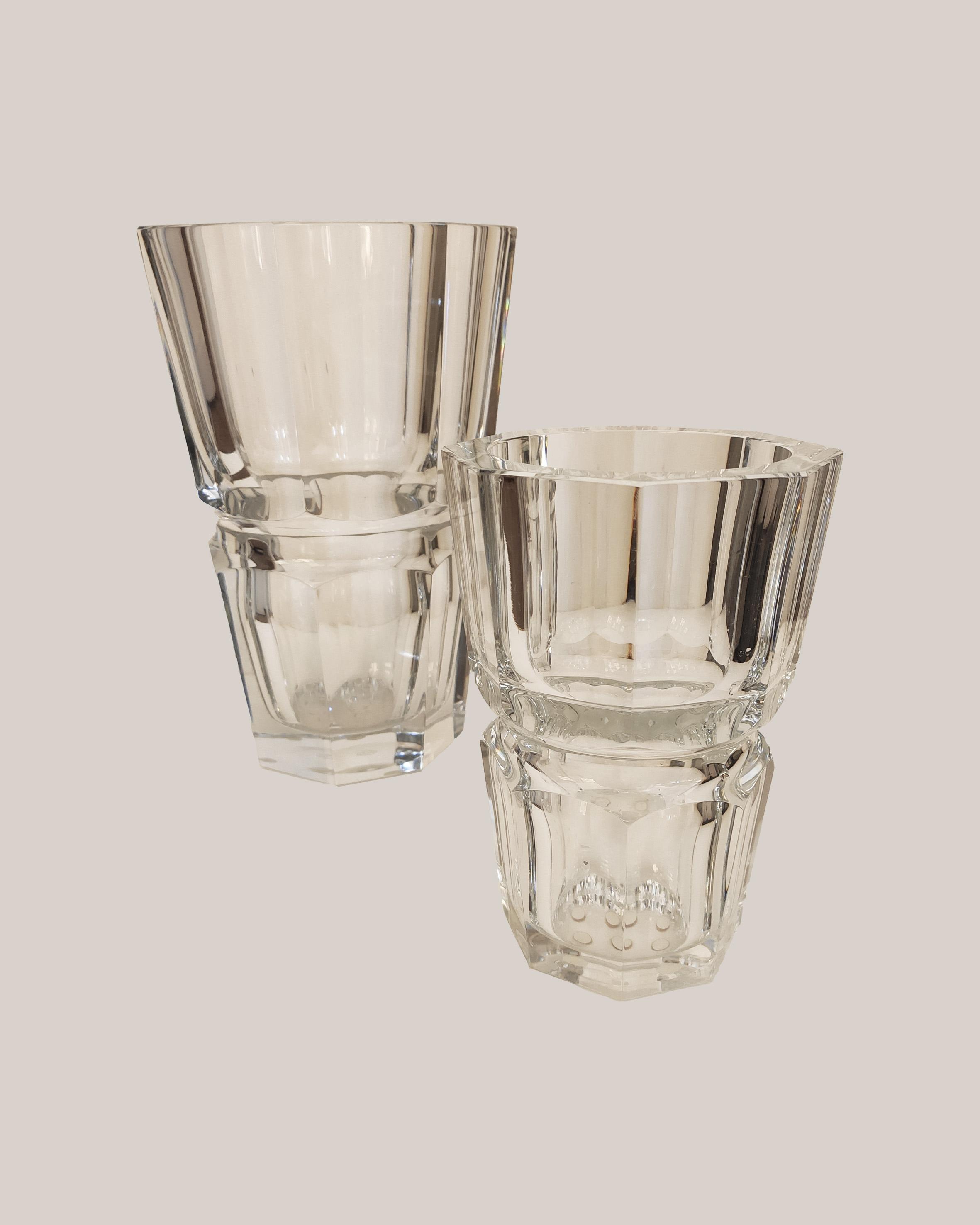 Vase de crystal 2
