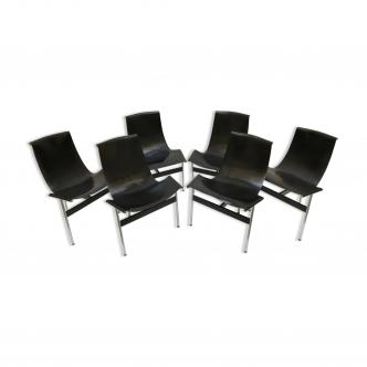 6 chaises Katavolos (photo principale)