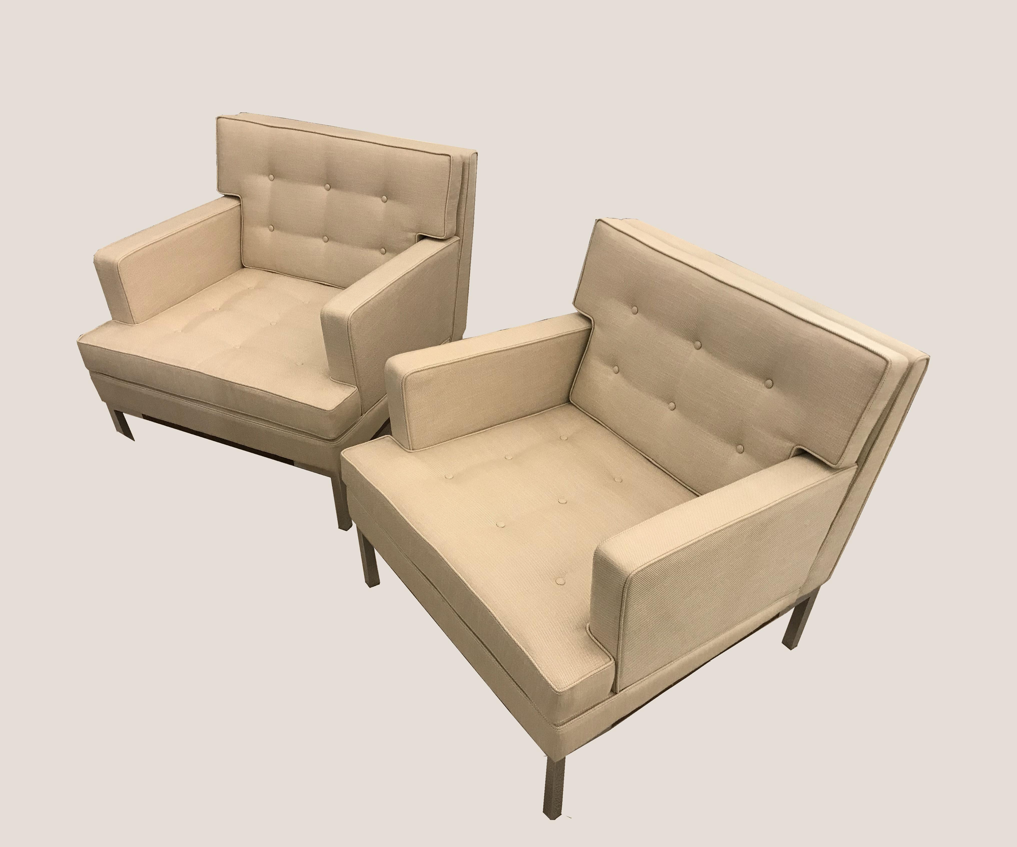 Paire chaises en palissandre 2