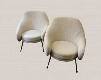 paire de fauteuils Martingala