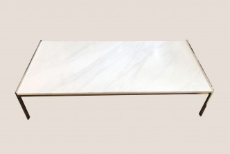 table basse en marbre vue 4