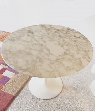 TABLE KNOLL DE SAM diam 91 cm
