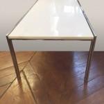 table basse parallel bar knoll marbre 5 copie