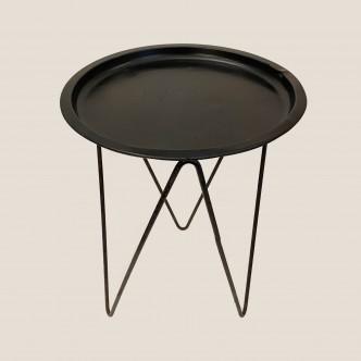 Petite table noire 2